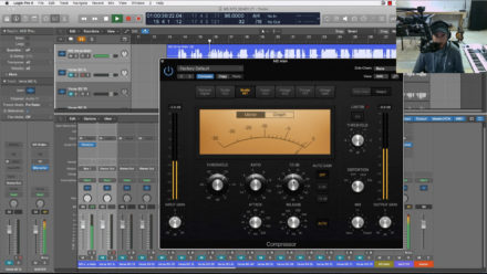 Mixing R&B Vocals With Stock Plugins