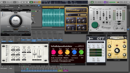 Top 7 Free Mixing Plugins For Audio Engineers