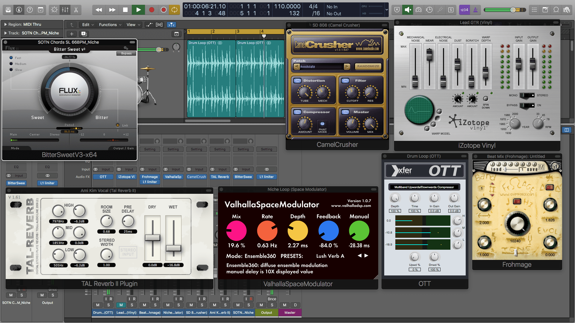 top 7 free mixing plugins for audio engineers download. Black Bedroom Furniture Sets. Home Design Ideas