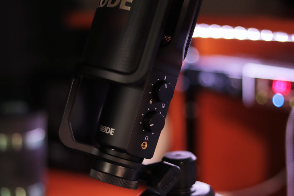 Rode NT-USB Mic Demo Review 2 (Sean Divine)