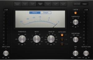 Logic Pro X Compressor - Classic VCA
