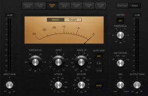 Logic Pro X Compressor - Studio FET
