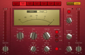 Logic Pro X Compressor - Studio VCA