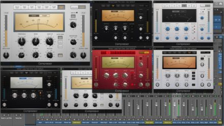 Logic Pro X Compressor and Compression Types Explained
