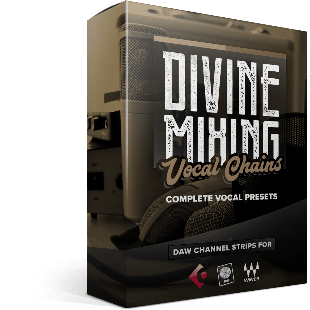 Divine Mixing - Vocal Chains (Box Render)