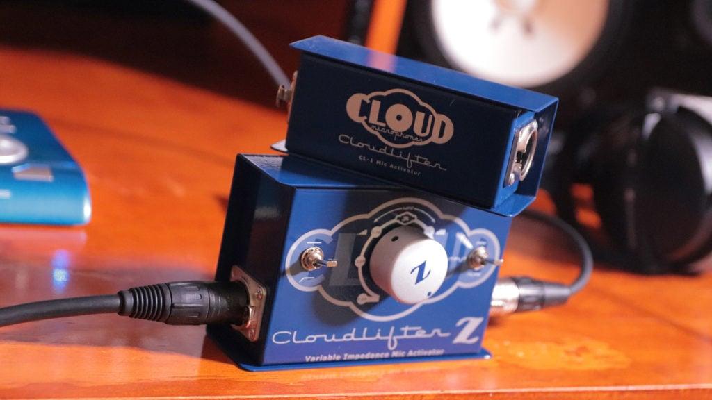 Cloudlifter CL-Z Review (Cl-1) - Sean Divine