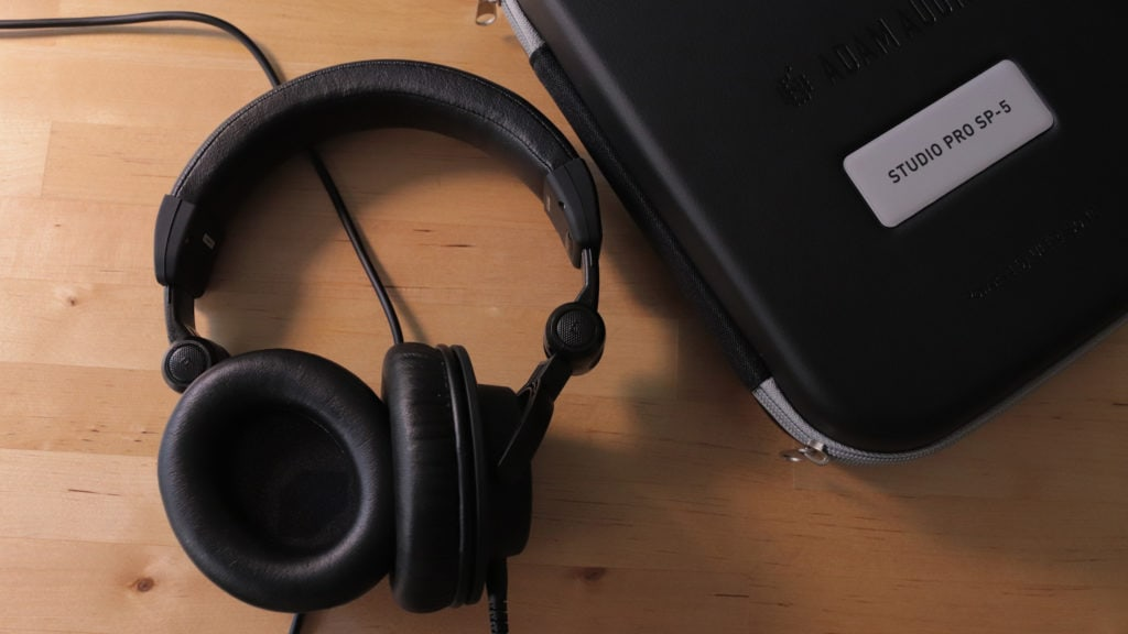 ADAM Audio SP-5 Headphones Review by Sean Divine