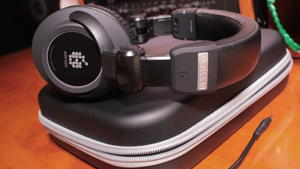 ADAM Audio SP-5 Headphones Review by Sean Divine II
