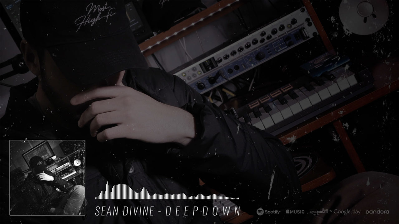 Sean Divine - DEEPDOWN (Single)