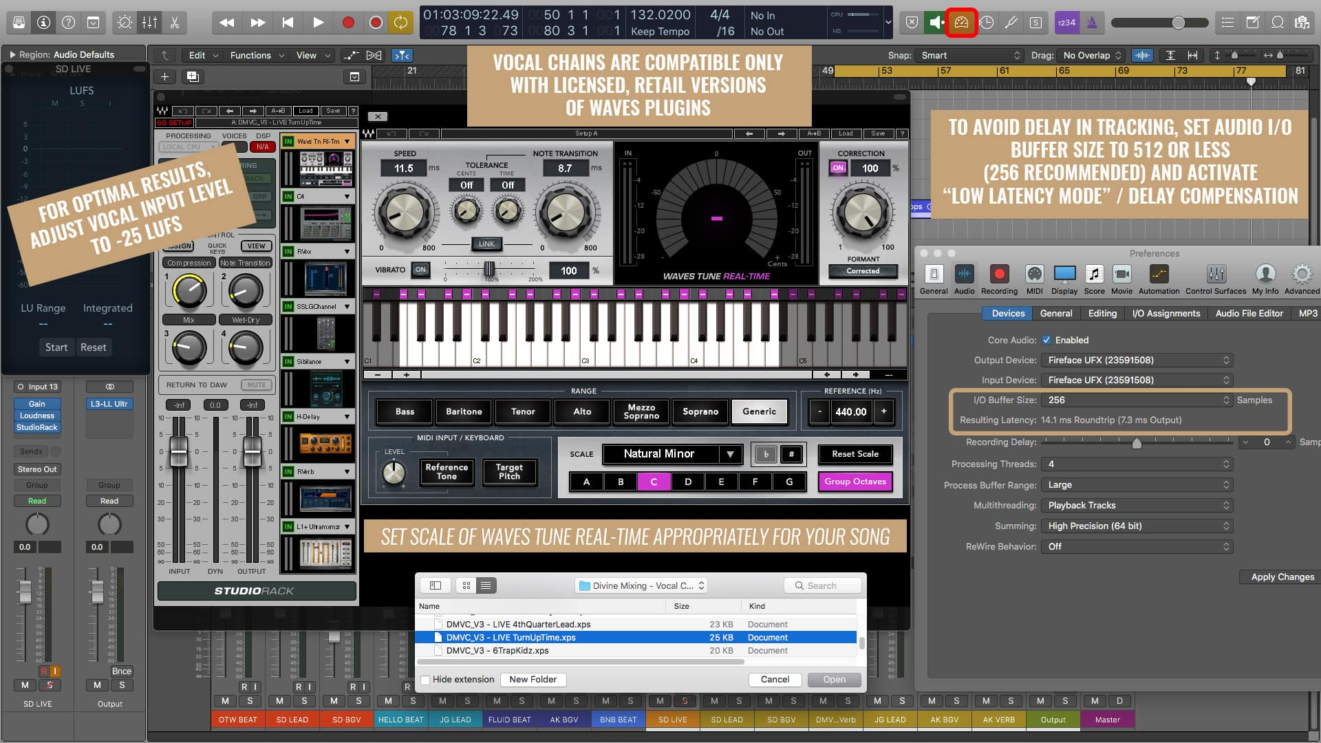How To Order Plugins In Vocal Mixing Chains - YouTube