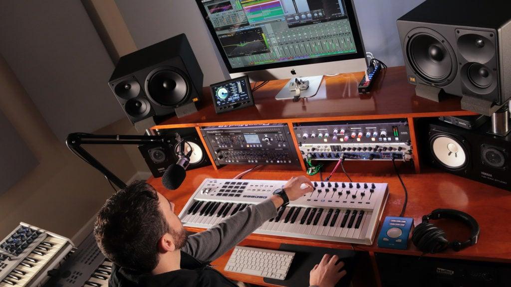 Sean Divine - Mixing 2020