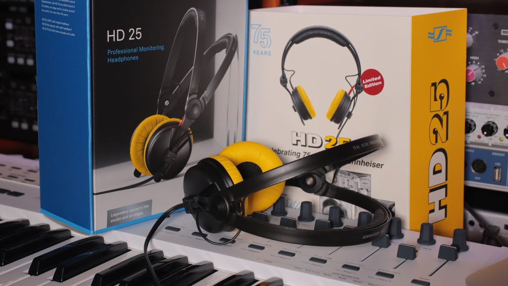 Sennheiser HD 25 Limited Edition (Sean Divine Giveaway)