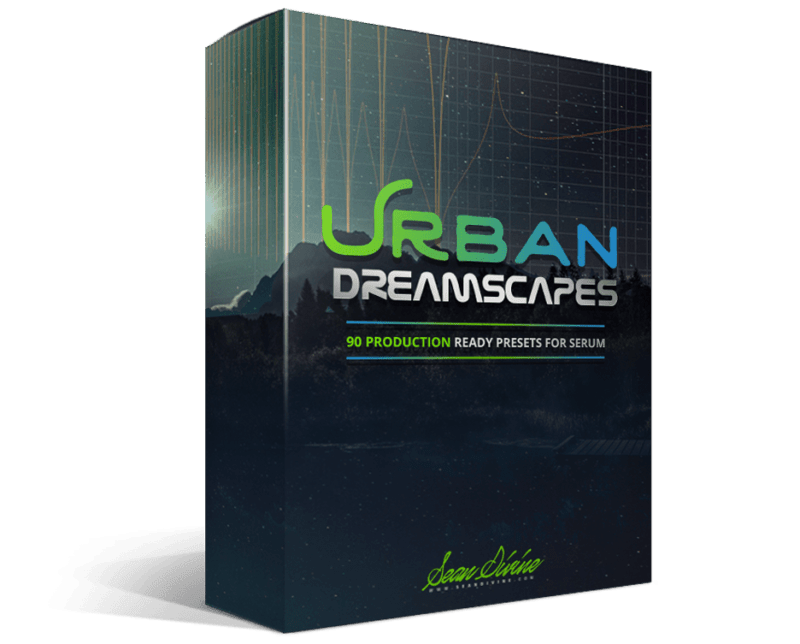 Urban Dreamscapes | 90 Inspirational Serum Presets by Sean Divine