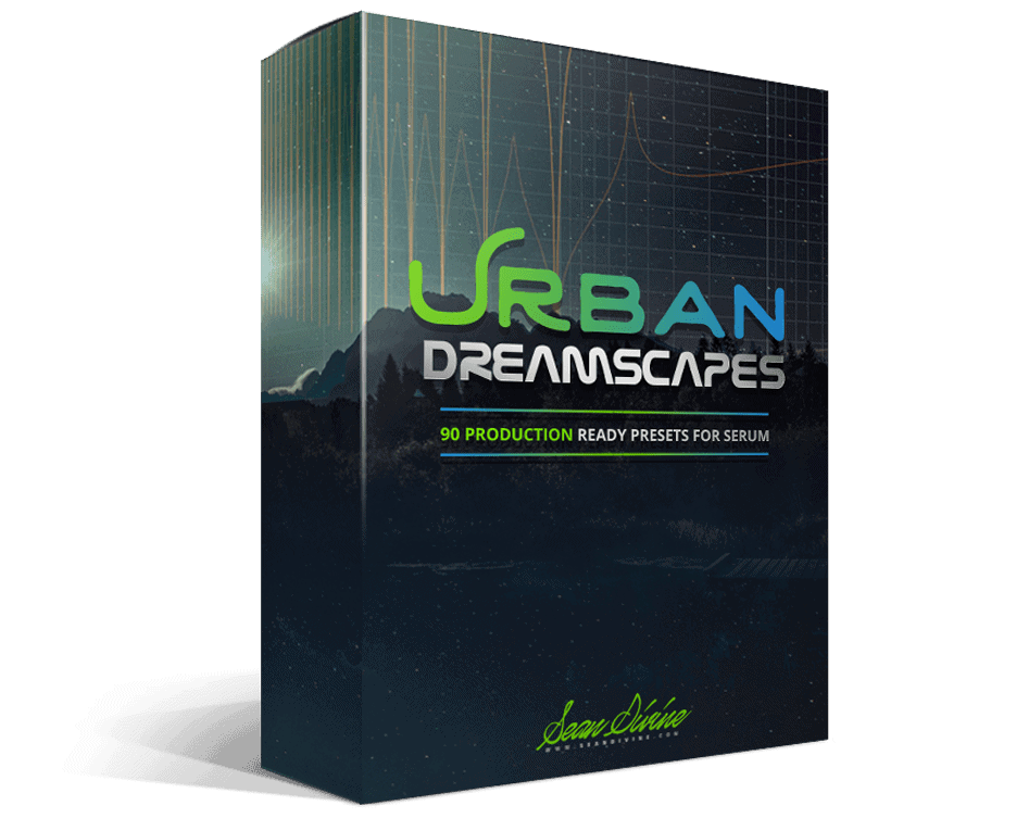 Urban Dreamscapes  Box Center
