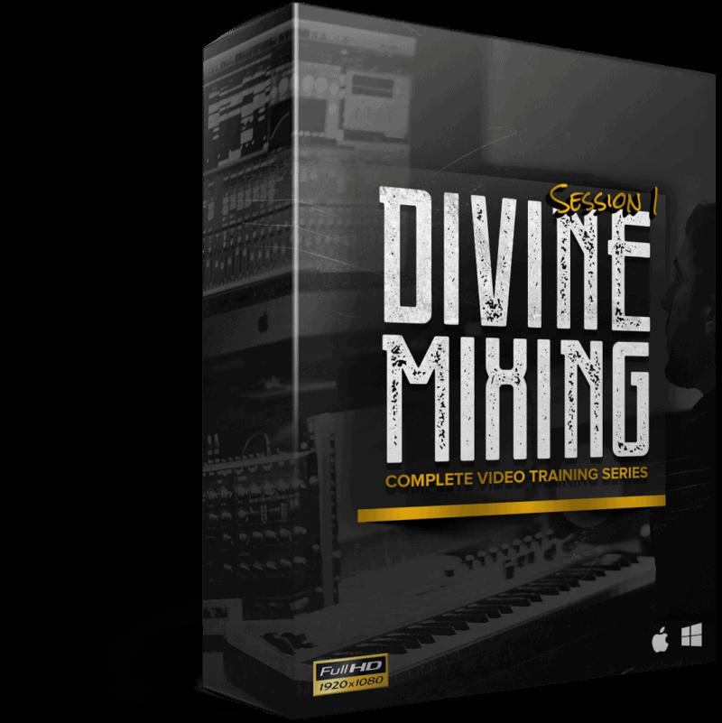 Divine Mixing S1 - Box