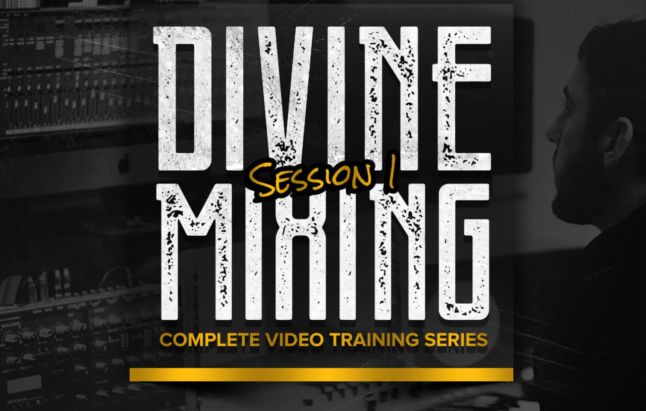 Divine Mixing S1 - Cover Edit