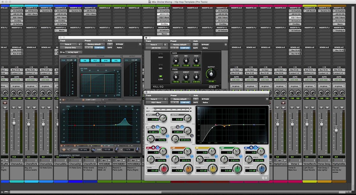 Pro tools mixing session download