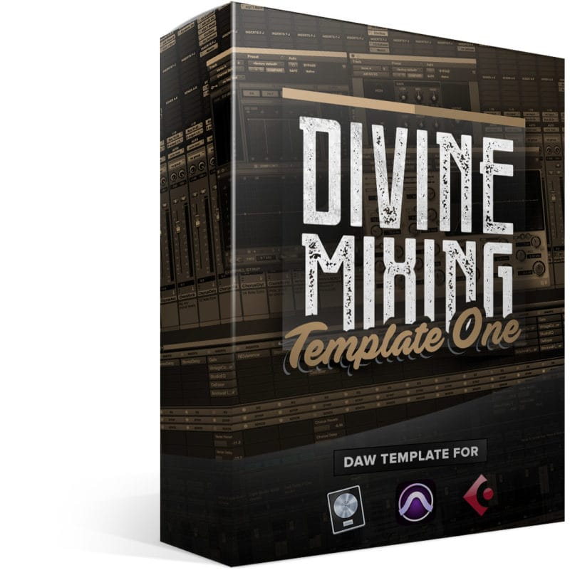 Divine Mixing Template One Box