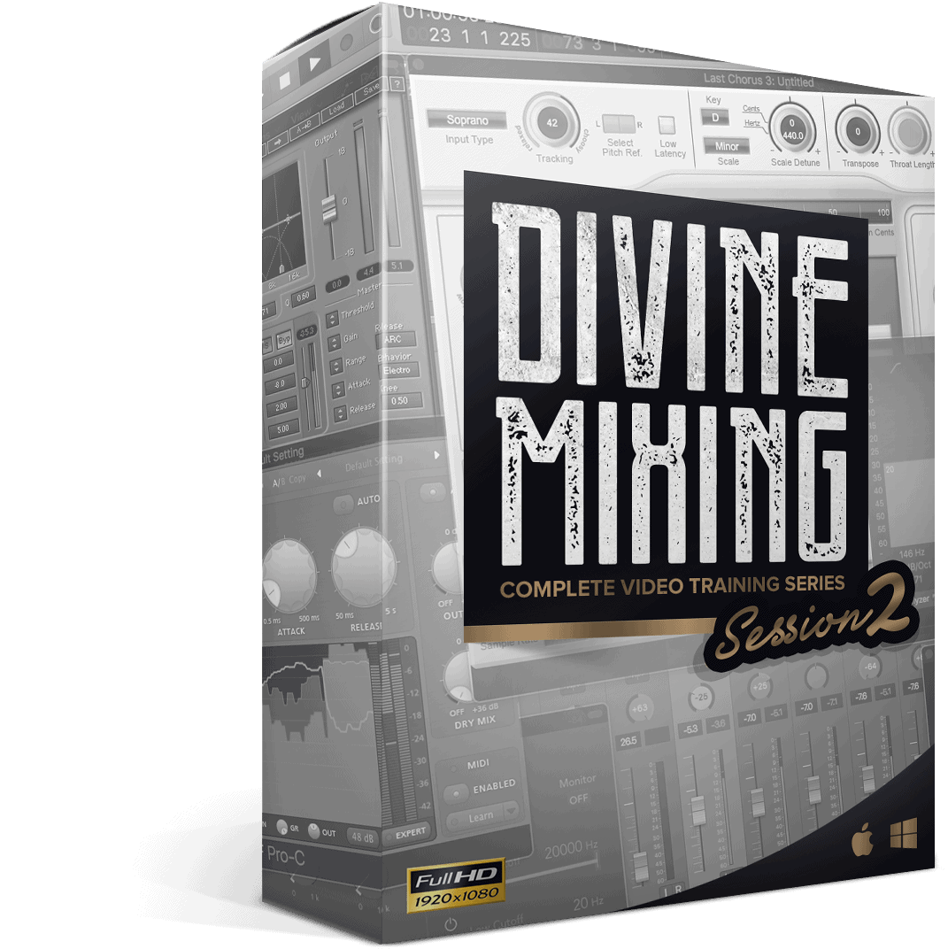 Divine Mixing S2 - Box Render