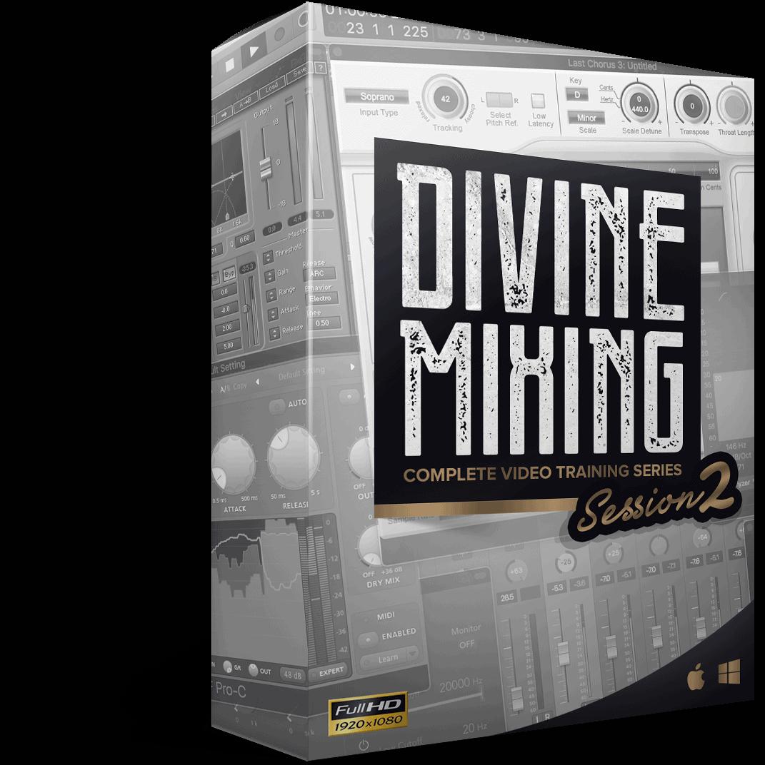 Divine Mixing S2 - Box Render