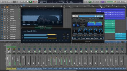 Divine Mixing S2 - Logic Pro X Session