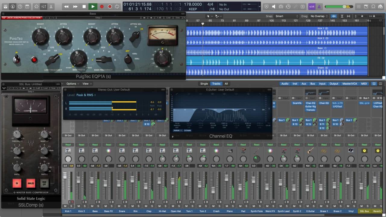 Divine Beat Mixing - Screenshot