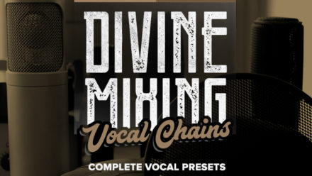 Divine Mixing - Vocal Chains V2 (Vocal Presets for Waves)