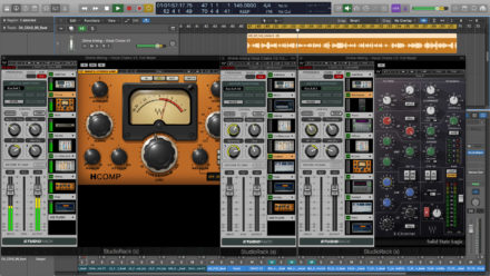 Divine Mixing Vocal Chains V2 Screenshot - Vocal Presets for Waves Studio Rack