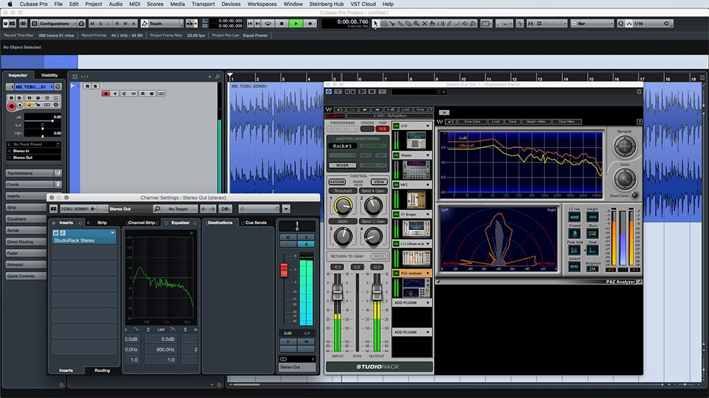 Divine Mixing - Vocal Chains (Contents)