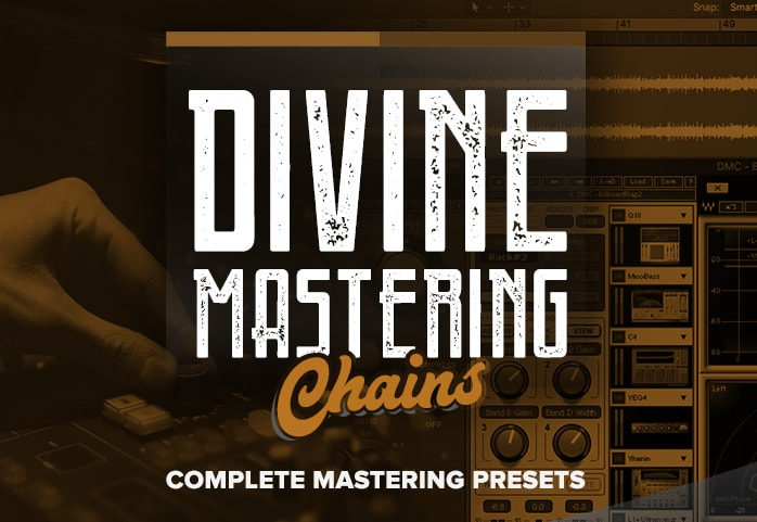Divine Mastering Chains - Rectangle