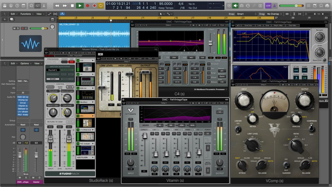 Divine Mastering Chains - Screenshot