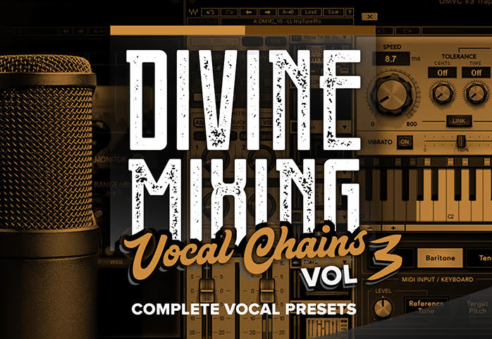 Divine Mixing - Vocal Chains V3 (Rectangle)