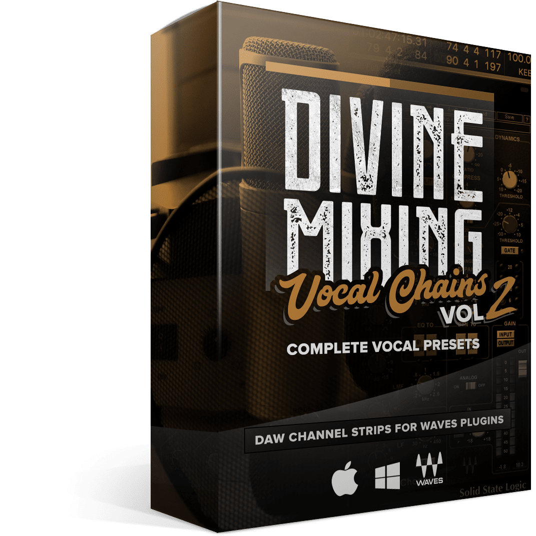Divine Mixing - Vocal Chains V2 - Box Render