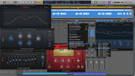 Divine Mixing - Vocal Chains LE (Stock Plugins)