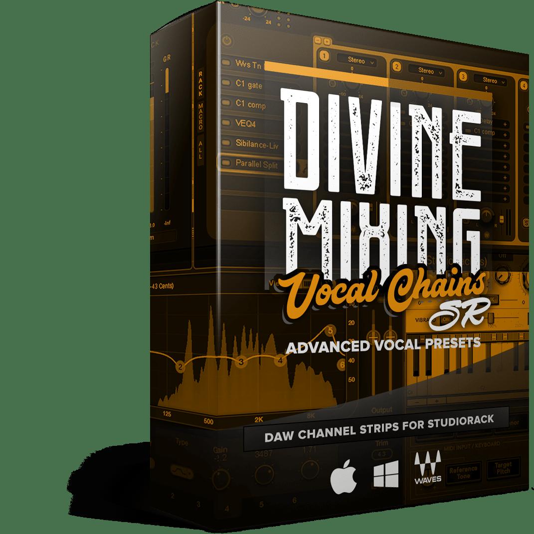 Divine Mixing - Vocal Chains SR (Box Render)