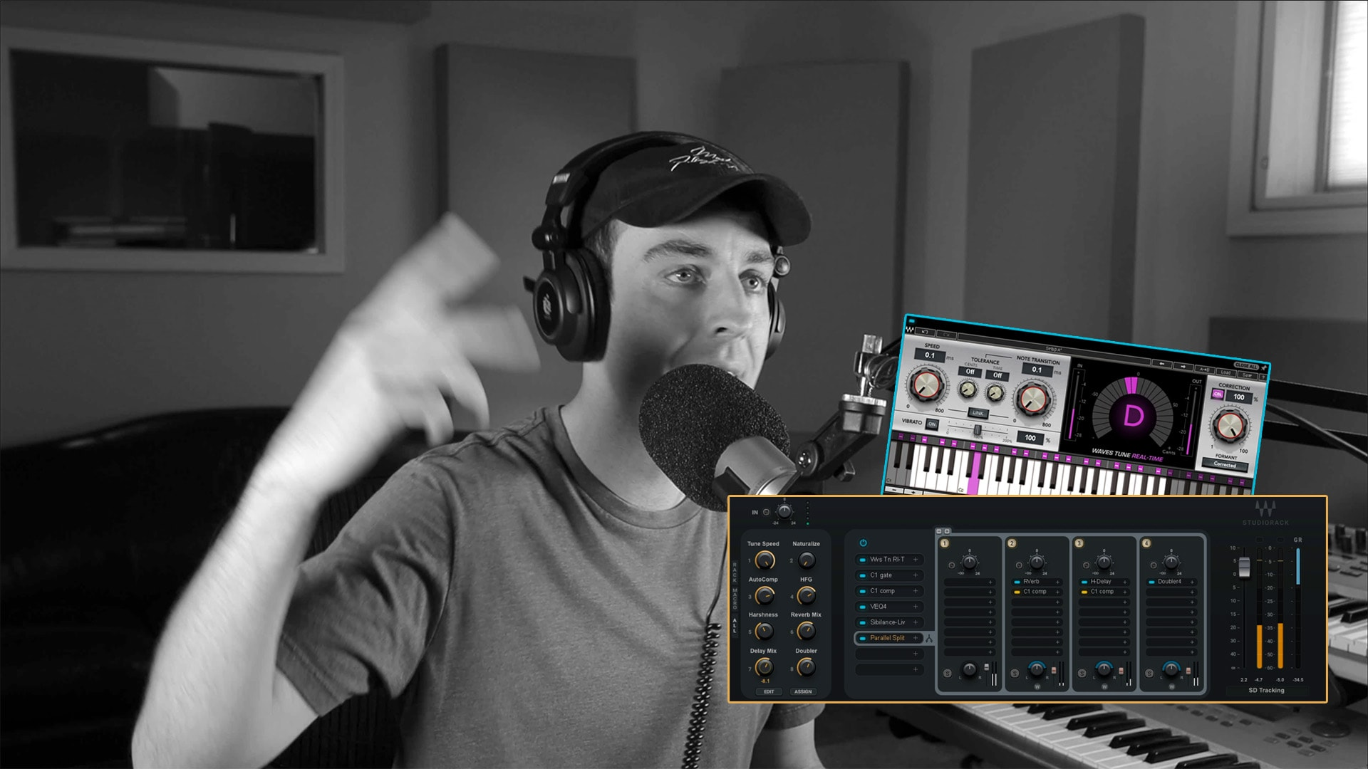 Divine Mixing - Vocal Chains SR (Zero Latency Live Tracking)