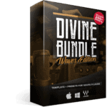 Divine Bundle - Waves Edition. Mixing Presets, Mastering Presets, DAW Template for Waves Plugins.