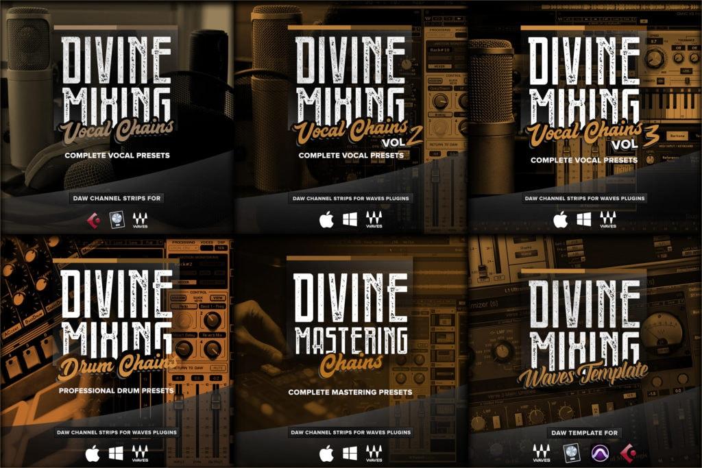 Divine Bundle - Waves Edition (Products)