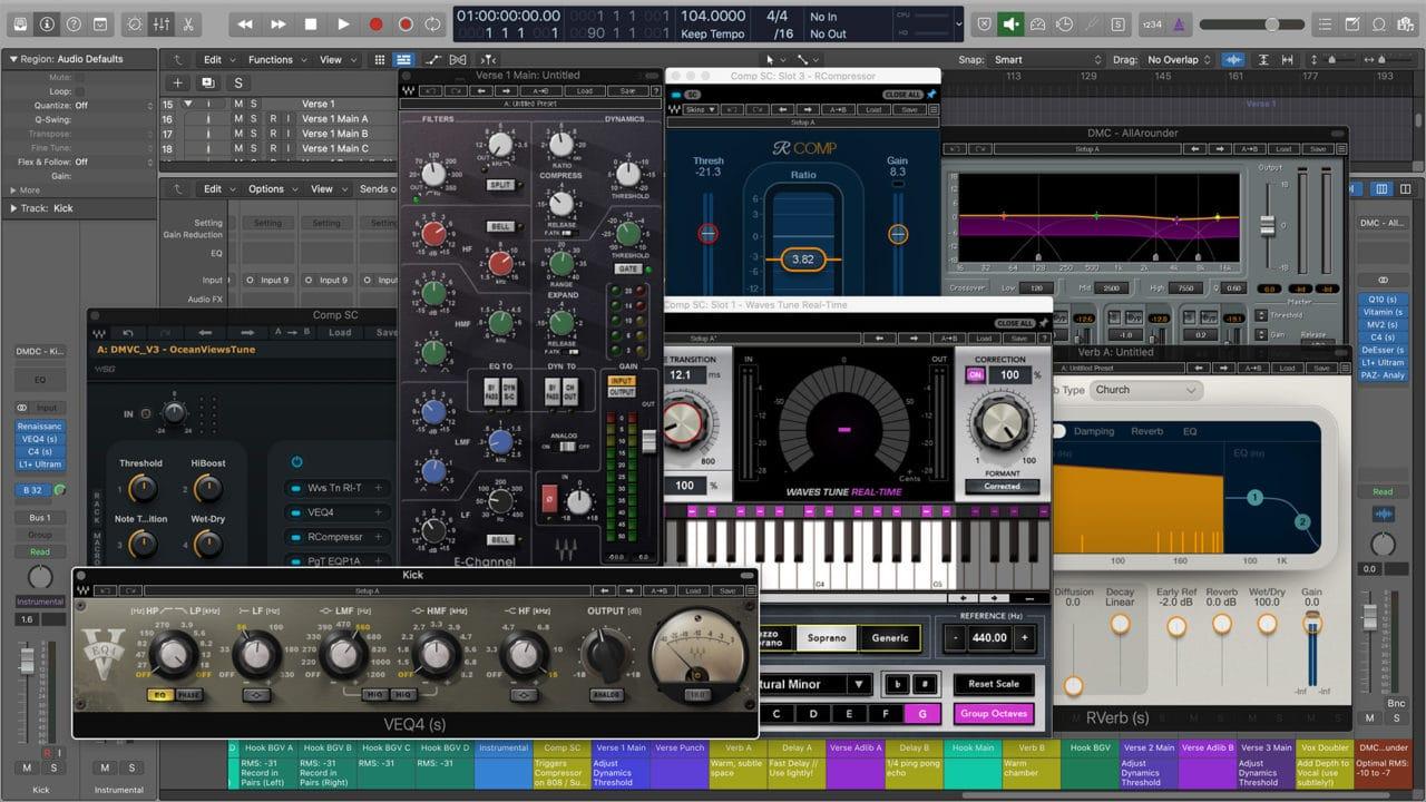 Divine Bundle - Waves Edition (Screenshot)