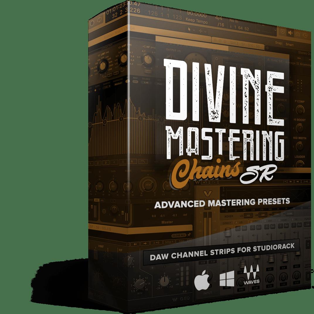 Divine Mastering Chains SR Box